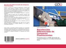 Bookcover of Recolección Diferenciada de Lámparas Fluorescentes