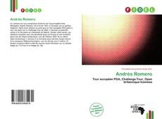 Bookcover of Andrés Romero