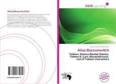 Couverture de Alisa Bosconovitch