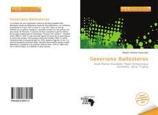 Copertina di Severiano Ballesteros