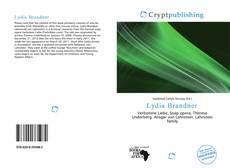 Couverture de Lydia Brandner