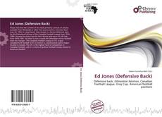 Buchcover von Ed Jones (Defensive Back)