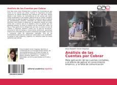 Обложка Análisis de las Cuentas por Cobrar