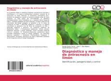 Couverture de Diagnóstico y manejo de antracnosis en limón