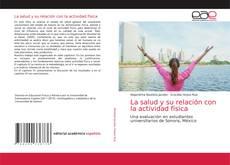 Portada del libro de La salud y su relación con la actividad física