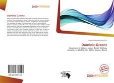 Dominic Greene kitap kapağı