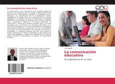 Couverture de La comunicación educativa