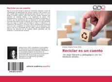 Buchcover von Reciclar es un cuento