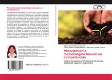 Обложка Procedimiento metodológico basado en competencias