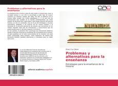 Portada del libro de Problemas y alternativas para la enseñanza