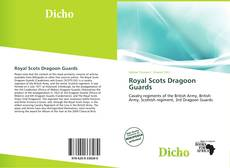 Portada del libro de Royal Scots Dragoon Guards