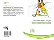 Bookcover of Club Presidente Hayes