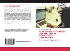 Обложка Concepción formativa del proceso de enseñanza-aprendizaje