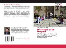Bookcover of Sociología de la Religión