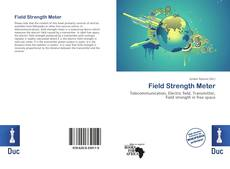 Bookcover of Field Strength Meter