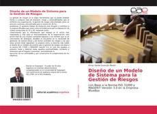 Couverture de Diseño de un Modelo de Sistema para la Gestión de Riesgos