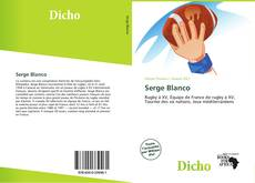 Bookcover of Serge Blanco