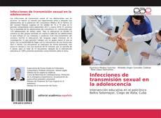 Copertina di Infecciones de transmisión sexual en la adolescencia
