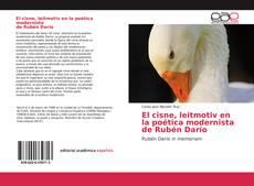 Portada del libro de El cisne, leitmotiv en la poética modernistade Rubén Darío