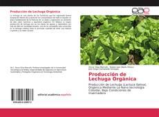 Обложка Producción de Lechuga Orgánica