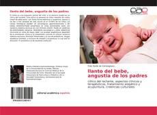 Capa do livro de llanto del bebe, angustia de los padres
