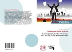 Couverture de Lawrence Tomlinson