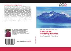 Bookcover of Centro de Investigaciones