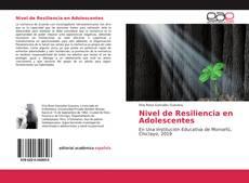 Bookcover of Nivel de Resiliencia en Adolescentes
