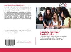 Copertina di querido profesor Paulo Freire