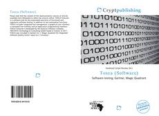 Bookcover of Tosca (Software)