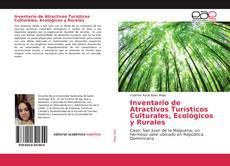 Portada del libro de Inventario de Atractivos Turísticos Culturales, Ecológicos y Rurales