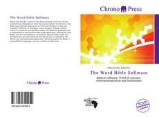 Buchcover von The Word Bible Software