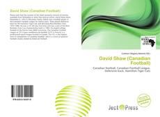 Buchcover von David Shaw (Canadian Football)