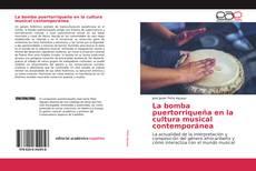Обложка La bomba puertorriqueña en la cultura musical contemporánea