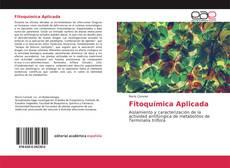 Обложка Fitoquímica Aplicada