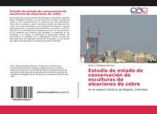 Bookcover of Estudio de estado de conservación de esculturas de aleaciones de cobre