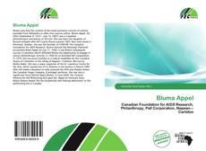 Couverture de Bluma Appel