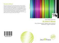 St John's Wood kitap kapağı