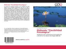 "Обложка Midiendo ""Flexibilidad Psicológica"""