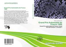 Grand Prix Automobile de France 1966的封面