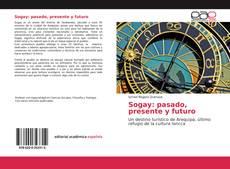 Sogay: pasado, presente y futuro kitap kapağı