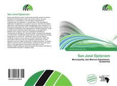 Capa do livro de San José Ojetenam
