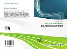 Capa do livro de Roscoe Wind Farm