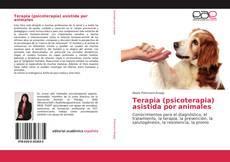 Copertina di Terapia (psicoterapia) asistida por animales