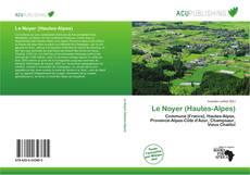 Le Noyer (Hautes-Alpes) kitap kapağı