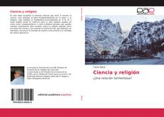 Bookcover of Ciencia y religión