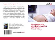 Bookcover of Toxoplasmosis, importancia en el embarazo