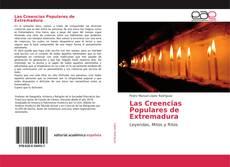 Обложка Las Creencias Populares de Extremadura