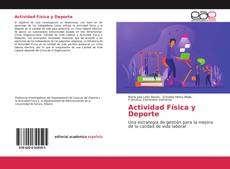 Actividad Física y Deporte的封面