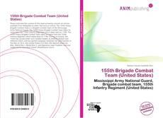 Bookcover of 155th Brigade Combat Team (United States)